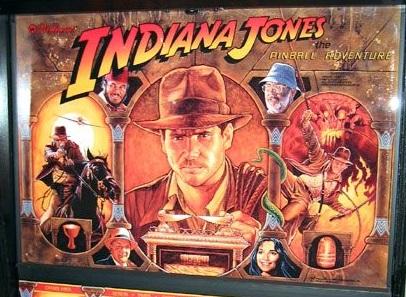 Indiana Jones flipperberles.hu