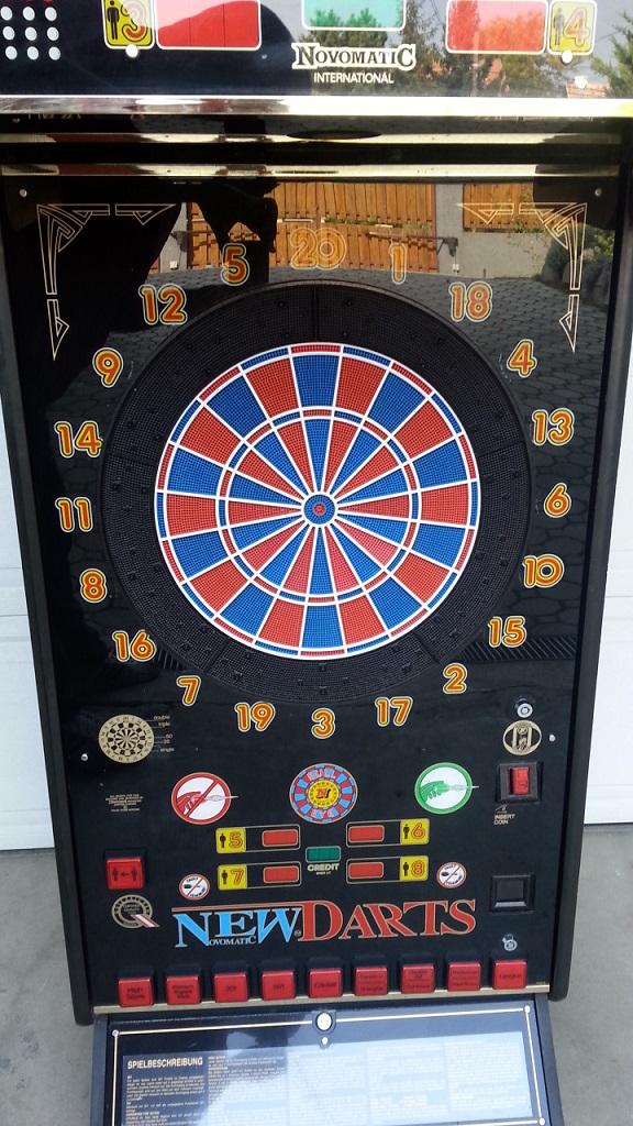 Novomatic darts7