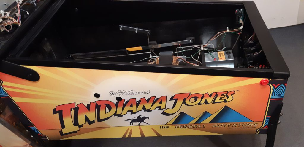 indiana jones restoration